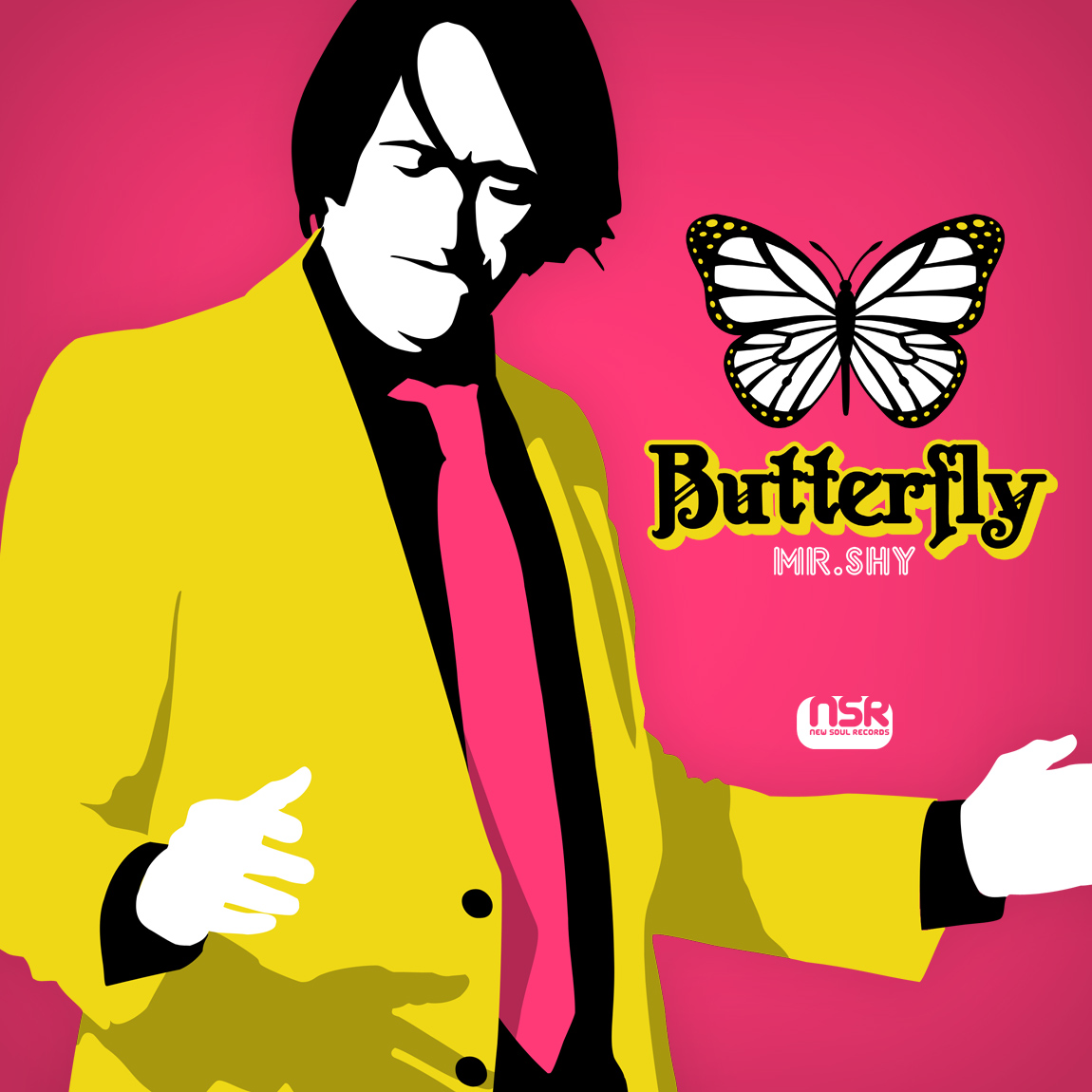 Mr. Shy - Butterfly